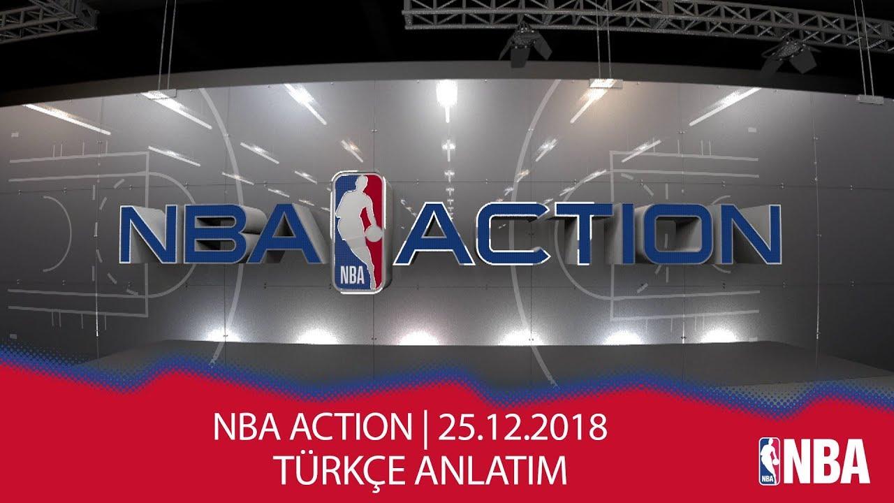 NBA Action | 25.12.2018 | Türkçe Altyazı