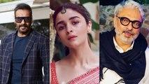 Ajay Devgn to romance Alia Bhatt in Sanjay Leela Bhansalis Gangubai Kathiawadi