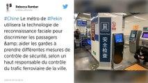 Pékin installe la reconnaissance faciale dans le métro pour fluidifier l'accès des passagers