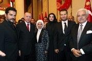 Erdoğan'ın her davetine katılan Gülben Ergen, 29 Ekim davetine katılmadı