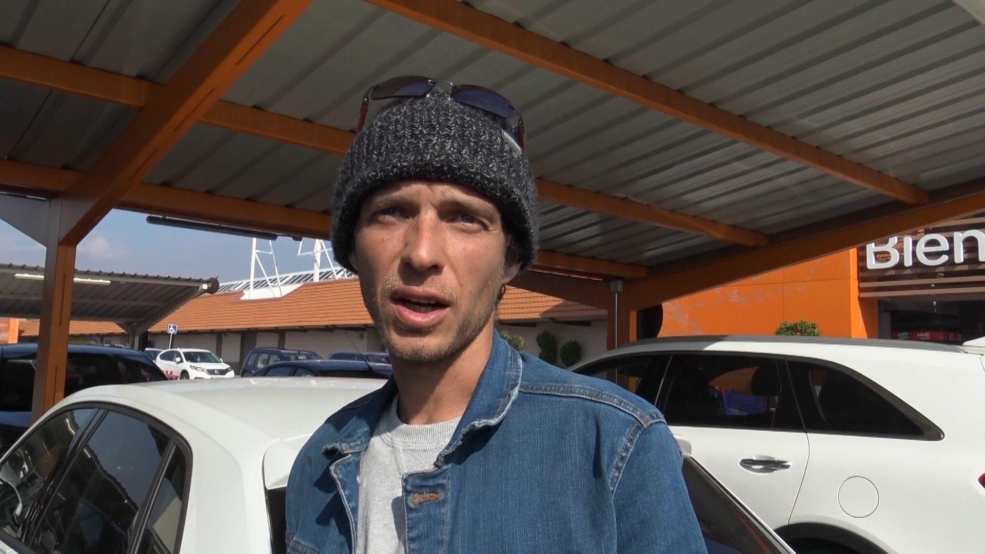 Camilo Blanes, aún emocionado con el homenaje a su padre en Alcoy