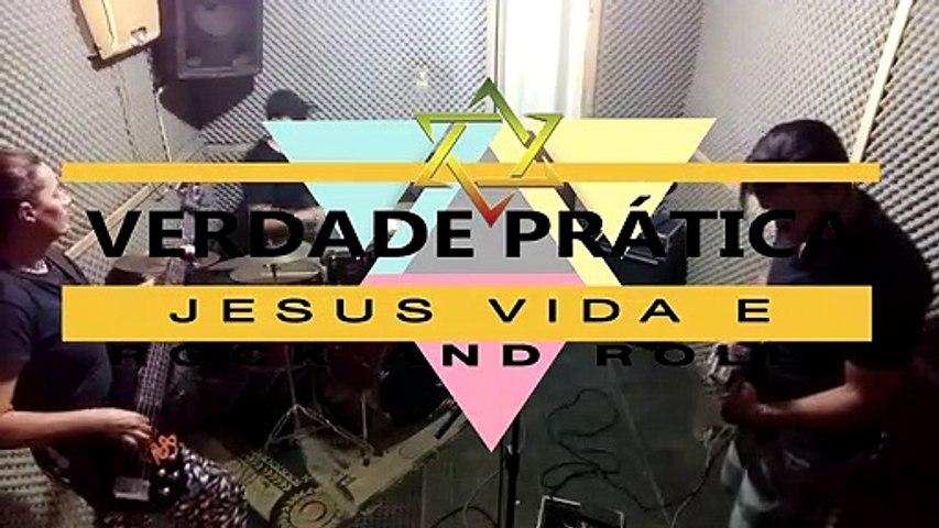 Practical Truth Band / Banda Verdade Prática (Ensaio A Busca Cover O Muro De Pedra )