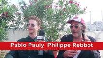Temps de chien ! : Philippe Rebbot et Pablo Pauly loosers magnifiques pour Arte