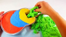 How To Make Toys For Kids And Learn Colors Mad Mattr Guitar Slime Clay Surprise Toys Play Fun Baby Toys For Kids-