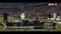 Bayern Munchen - AC Milan 0-2 / Champions League 2006-2007