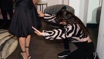 Camila Cabello Bent the Knee For Emilia Clarke