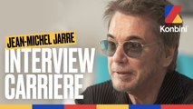 Jean-Michel Jarre - L'interview carrière