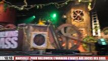 Marseille : pour Halloween, l'horreur s'invite aux Docks des Suds