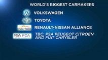 Fusionsgespräche zwischen Fiat-Chrysler und der PSA Group