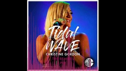 Christine Gordon - Tidal Wave (Kue Remix)