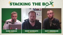 Why Gardner Minshew is Rookie of the Year | Stacking the Box