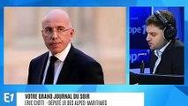"""Interview de Macron sur l'immigration : le président """"est le commentateur de son inaction"""", dénonce Éric Ciotti"""