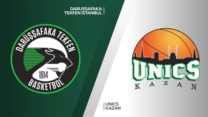 7Days EuroCup Highlights Regular Season, Round 5: Darussafaka 77-79 UNICS
