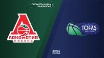 Lokomotiv Kuban Krasnodar - Tofas Bursa Highlights | 7DAYS EuroCup, RS Round 5