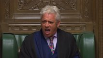 Goodbye to Bercow: UK speaker steps down after 10 years