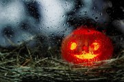 Towns postpone trick-or-treating with heavy rain in the forecast for Halloween
