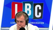 Nigel Farage Reveals A Story About Juncker He's Never Told Before