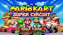 [WT] Mario Kart Super Circuit #12 - Défi