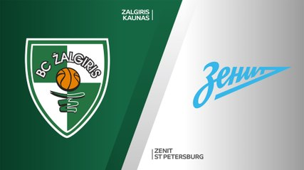 EuroLeague 2019-20 Highlights Regular Season Round 5 video: Zalgiris 70-82 Zenit