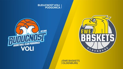 7Days EuroCup Highlights Regular Season, Round 5: Buducnost 83-85 Oldenburg
