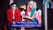 The Best Celebrity Halloween Costumes 2019