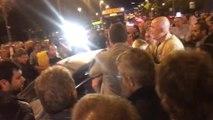 Independentistas cortan la Diagonal tras Asamblea de Cargos Electos