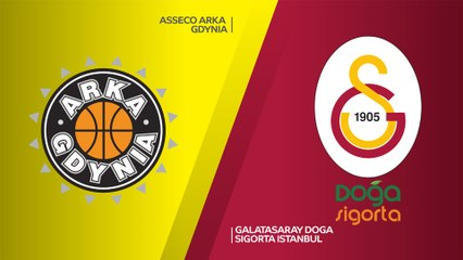 7Days EuroCup Highlights Regular Season, Round 5: Arka 78-83 Galatasaray