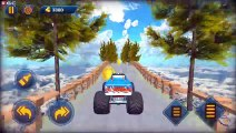 Mountain Car Stunt Game Ramp Car Stunts - 4x4 Offroad SUV Car Games - Android GamePlay