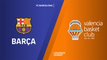 FC Barcelona - Valencia Basket Highlights | Turkish Airlines EuroLeague, RS Round 5