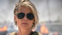 What Linda Hamilton Thought When She Returned To The 'Terminator' Set