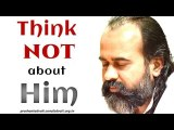 Acharya Prashant on Kena Upanishad - Think not about Him, and He will think your thoughts