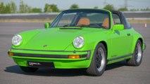 Porsche 911 SC 3.0 Targa Design preview in Green
