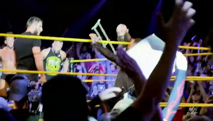 WWE NXT 10/30/19 - 30th October 2019 Online Part 2/6
