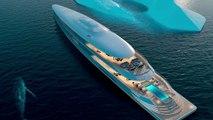 Bill Gates s'offre pour 600 millions d'euros le premier super-yacht de luxe propulsé à l'hydrogène  !