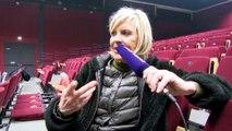 Interview Chantal Ladesou à Salon de Provence au micro de Davy Moisson