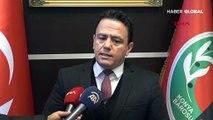 Baro başkanından Kadir Şeker açıklaması: Kadının ifadeleri çelişkili