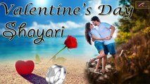 14th February : Valentine's Day Special - New Shayari Video | Valentine Day 2020 | Quotes in Hindi | Love Status | Sad Shayari