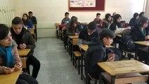 Yangında hayatını kaybeden Tuğçe'nin okulunda üzüntü yaşanıyor