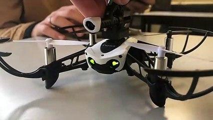 GamixLab : atelier drône et imprimante 3D