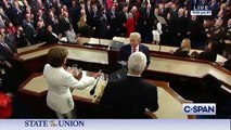 State Of The Union 2020: Highlights Of Trump's Speech