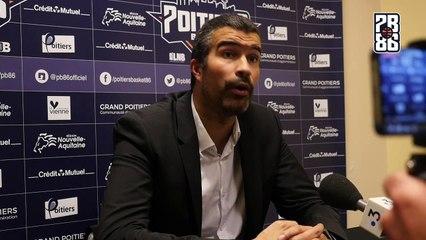 PB vs St-Chamond : Reaction de Jérôme Navier