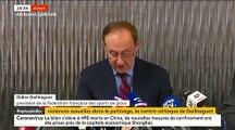 """Abus sexuels dans le patinage - Le président de la fédération, Didier Gailhaguet, dénonce une ministre des Sports """"moralisatrice"""" - VIDEO"""