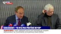 """Denis Gailhaguet: """"Je n'ai absolument pas protégé Gilles Beyer"""""""