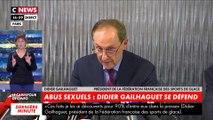 Didier Gailhaguet : «Je n'ai absolument pas protégé Gilles Beyer»