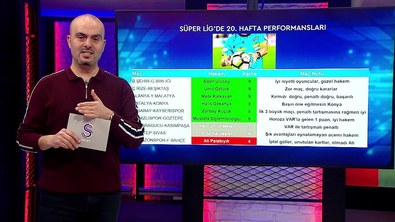 """Murat Fevzi Tanırlı ile """"Ne VAR Ne Yok?"""" - Türkiye Süper Lig 2019/20 - 20. Hafta"""