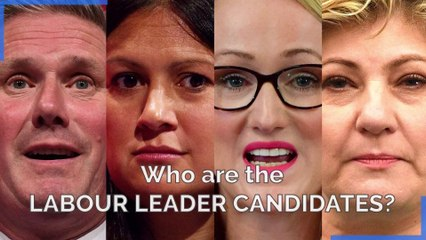 Politics:Who are the Labour leader candidates?