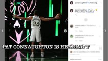 Pat Connaughton Is Headed To His First Dunk Contest