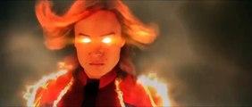 Captain Marvel : scène coupée dans laquelle l'Intelligence Suprême révèle sa véritable forme