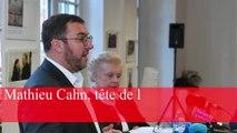 Mathieu Cahn, tête de liste PS à Strasbourg, se retire, Catherine Trautmann le remplace