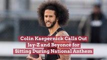 Colin Kaepernick Speaks On Jay-Z And Beyoncé National Anthem Video